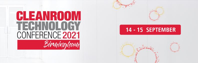 2021 Cleanroom Tech Conference masthead