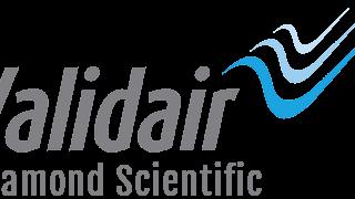 Validair Diamond Scientific Logo
