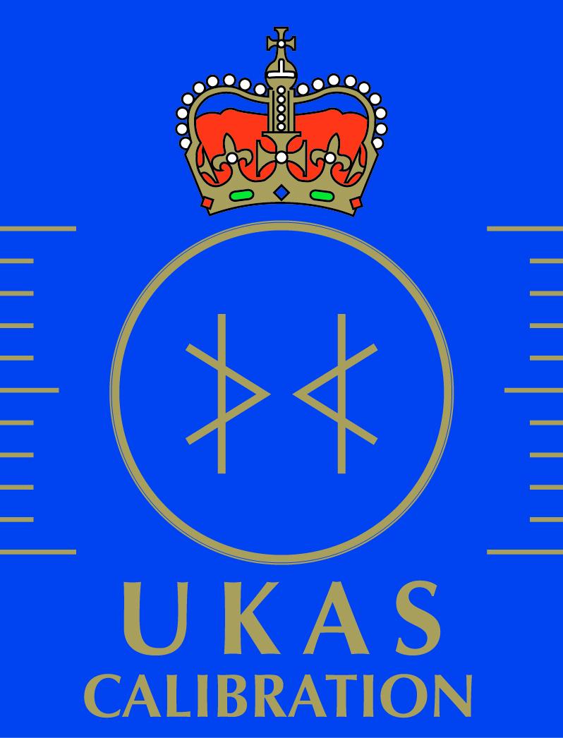 UKAS Calibration logo